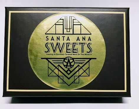 Salted Chocolate Covered Caramels | Santa Ana Sweets