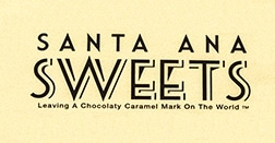 Santa Ana Sweets - Hand-Dipped, Chocolate Covered Caramels