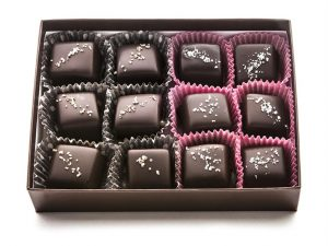 Hand-dipped chocolate caramels | SantaAnaSweets.com